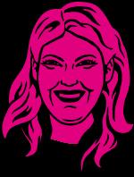 Logo Bildmarke freie Trauungen mit der Trautante Friederike Delong