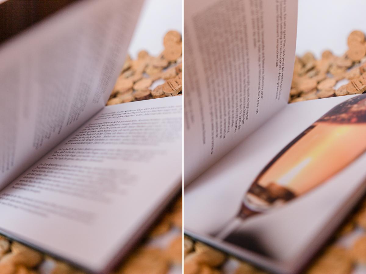 Buch zu freien Trauungen mit der Trautante Friederike Delong Text als Druck