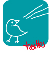 social media icon der trautante twitter