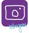 social media icon der trautante instagram
