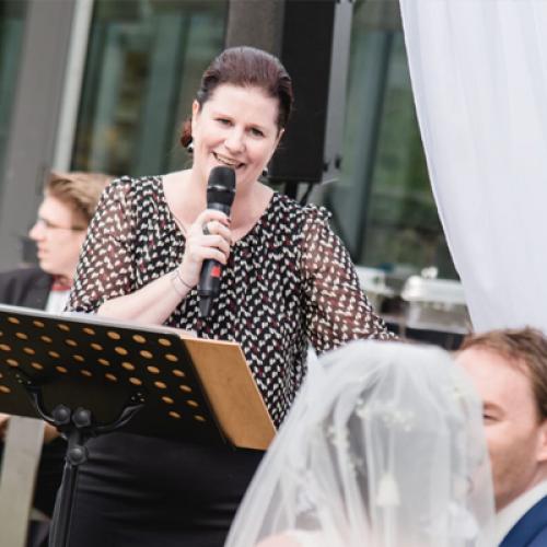 Feedback von Frauke Will    Hochzeitsrednerin Hannover