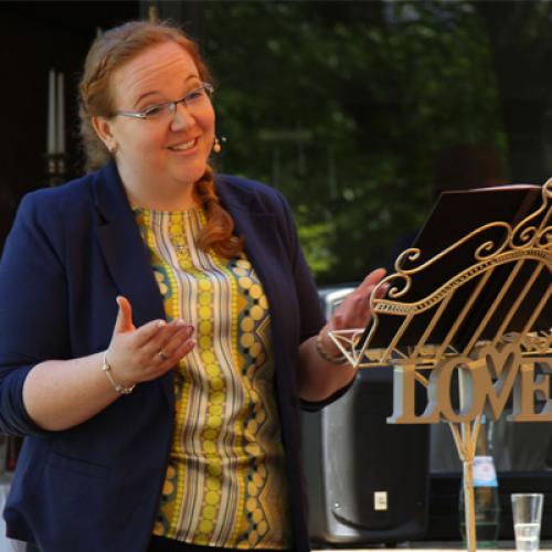 Feedback von Ivonne Sieber    Ivonne traut Euch aus der Metropolregion Rhein-Ruhr