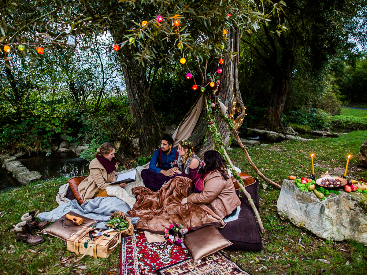 Autumn Gypsy Bekraeftigung Der Eheversprechen Kompromisse Bei Der