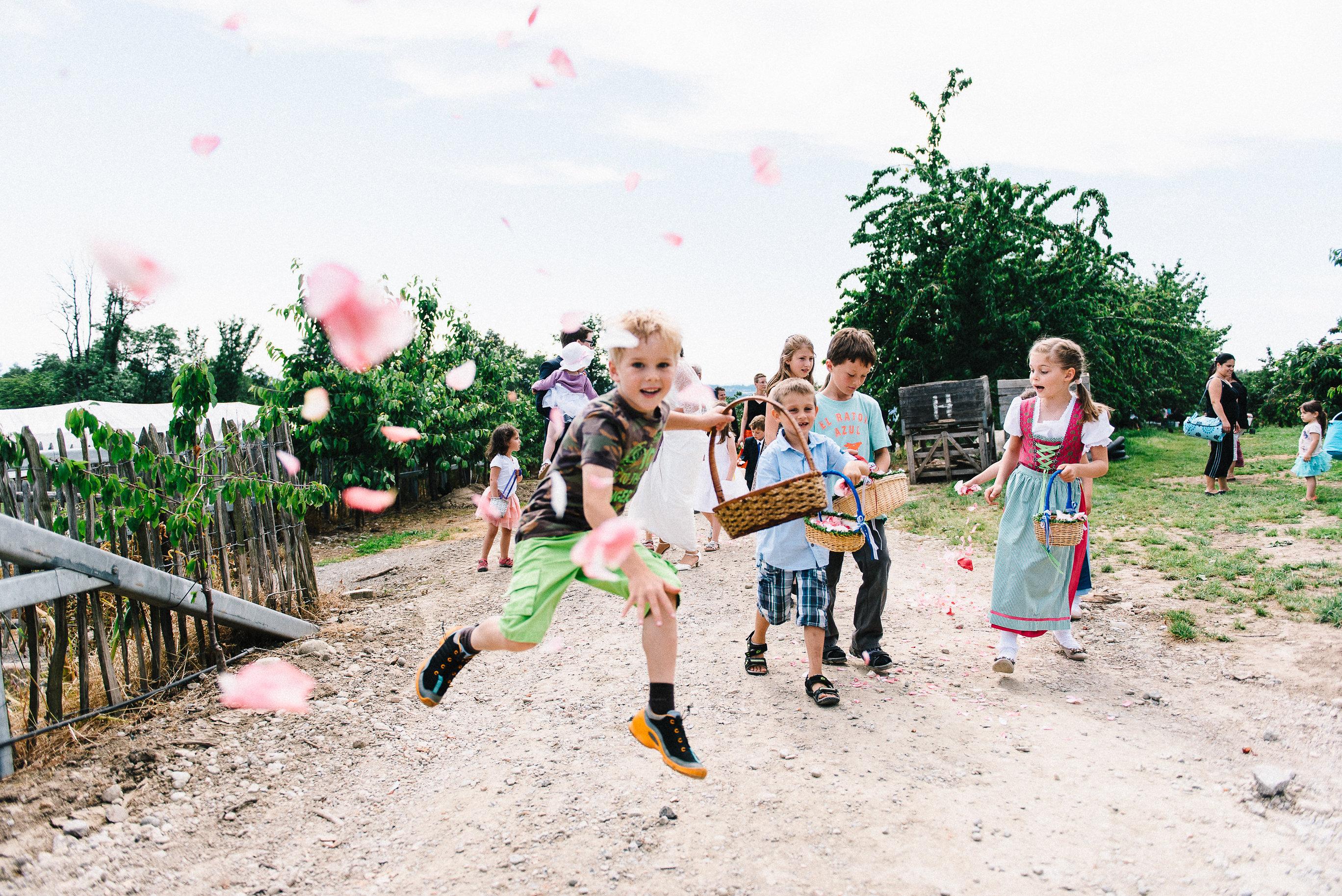 Kinder bei Hochzeiten - Friederike Delong – Freie Trauungen mit der ...