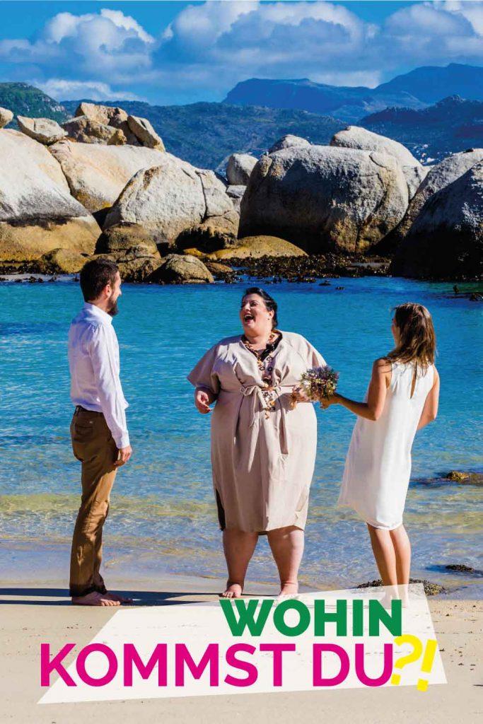 freie Trauung Kapstadt Südafrika Capetown Southafrica mit Friederike Delong als Traurednerin von Katharina Haußmann bearbeitet von Steven Herrschaft