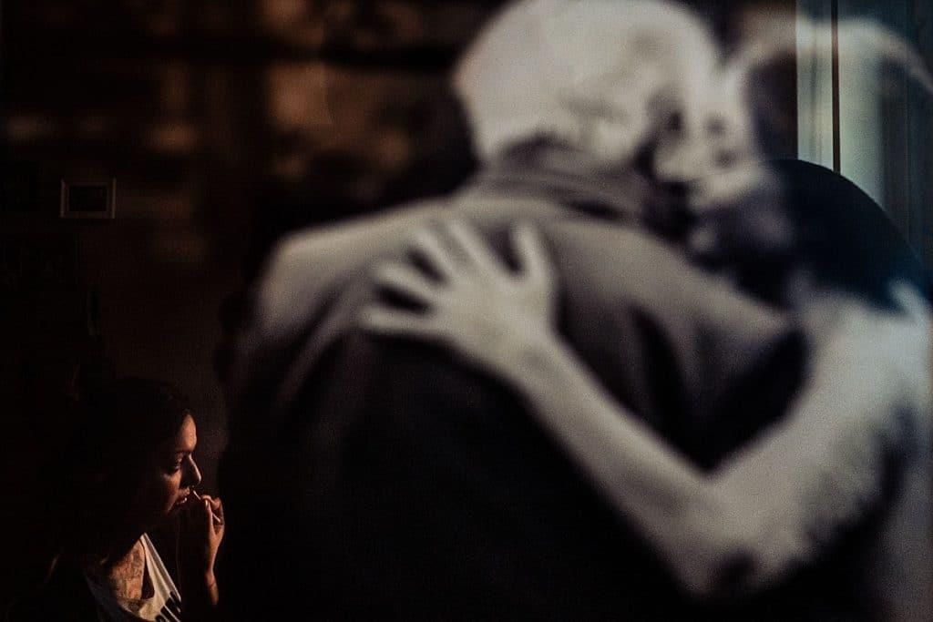 Getting Ready der Braut bei Bekräftigungszeremonie BEZZI mit freie Trauung bei Hochzeit mit Traurednerin Trautante Friederike Delong von Hochzeitsfotograf Steven Herrschaft